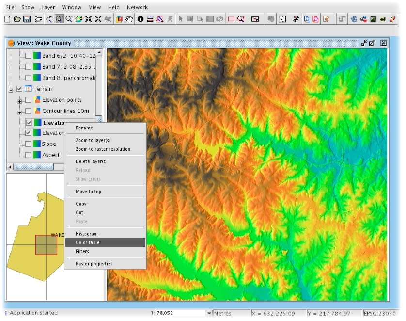 gvSIG – new opensource GIS software – MM's Research Blog